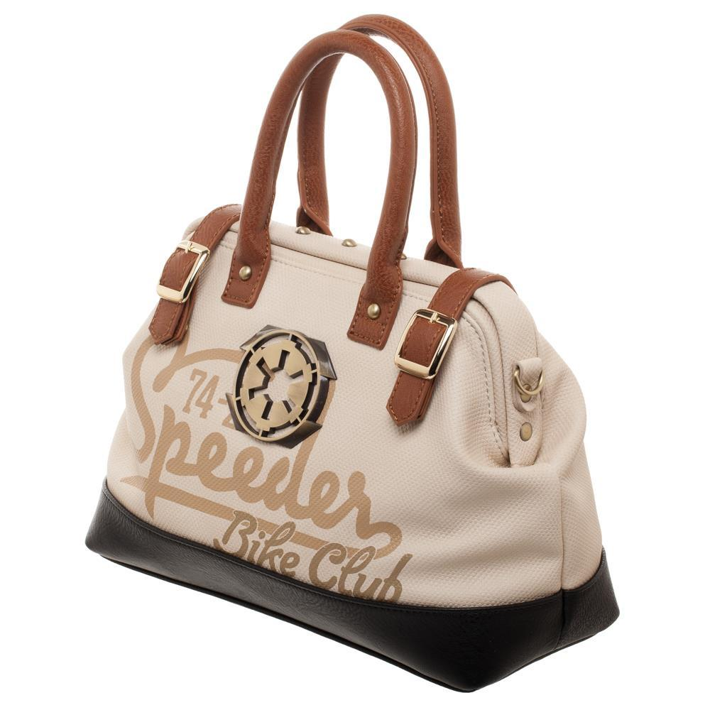 Star Wars Leia Inspired Endor Saddlebag Purse - SPNDER, LLC