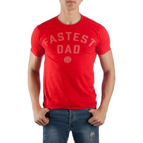 Men's Flash Fastest Dad Shirt - SPNDER, LLC