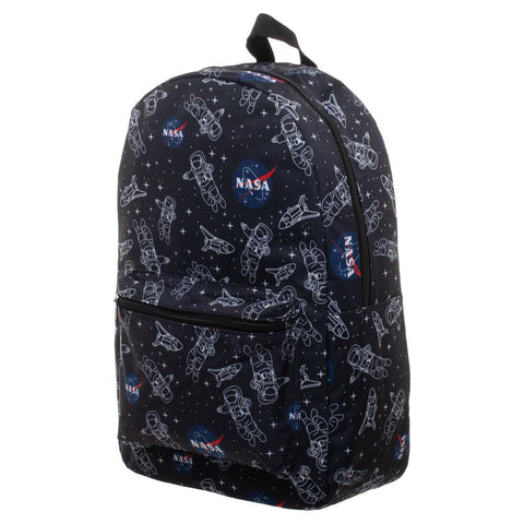 Nasa Backpack Sublimation Astronaut - SPNDER, LLC