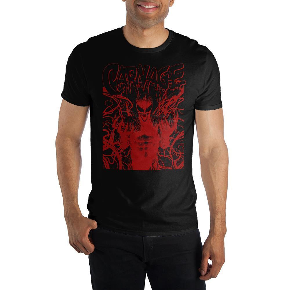 Carnage Marvel Comics Men's Packaged Shirt - SPNDER, LLC