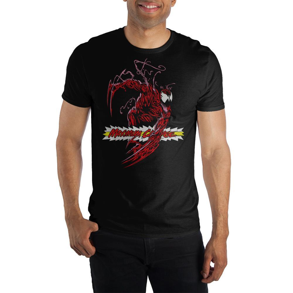 Men's Maximum Carnage Marvel Comics Shirt - SPNDER, LLC