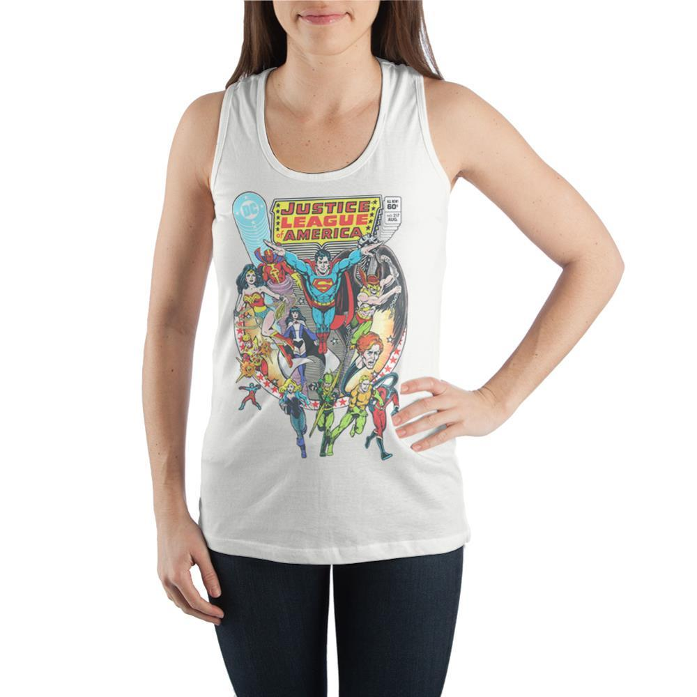 Justice-League-Juniors-Graphic-Tank-Top - SPNDER, LLC