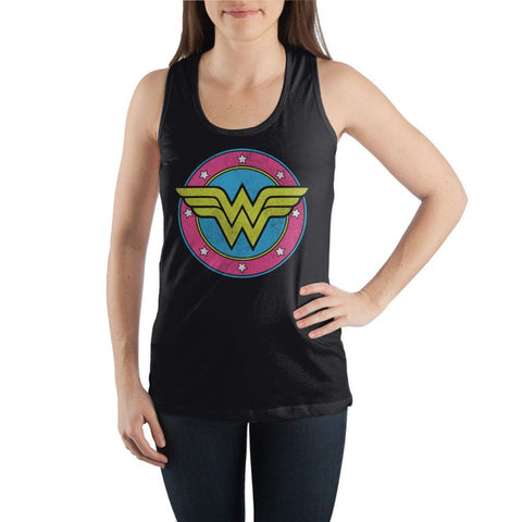 Wonder-Woman-Juniors-Graphic-Tank-Top - SPNDER