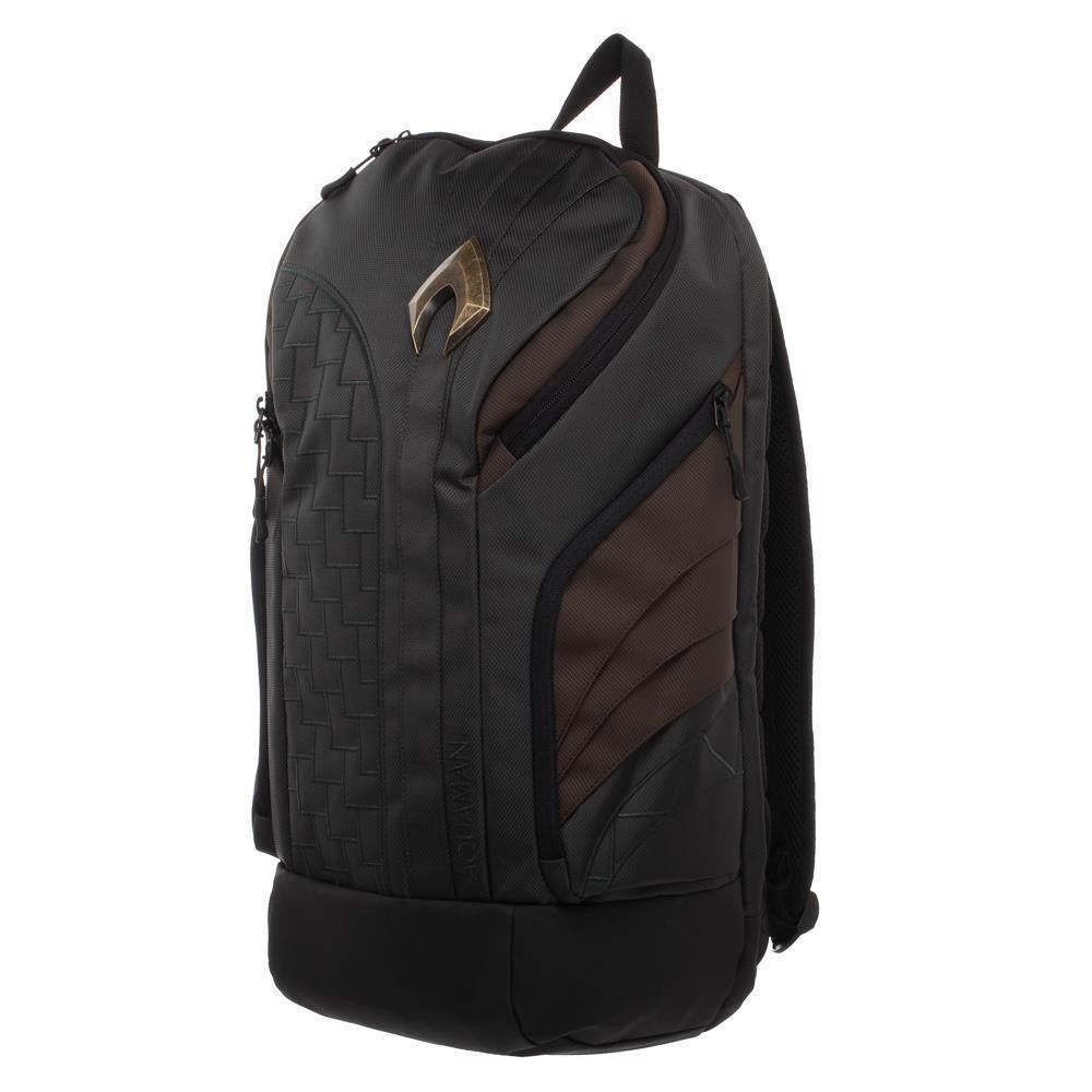 Aquaman emblem Backpack - SPNDER, LLC