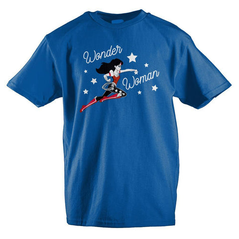 Wonder Woman Girls Youth DC Comics TShirt - SPNDER, LLC