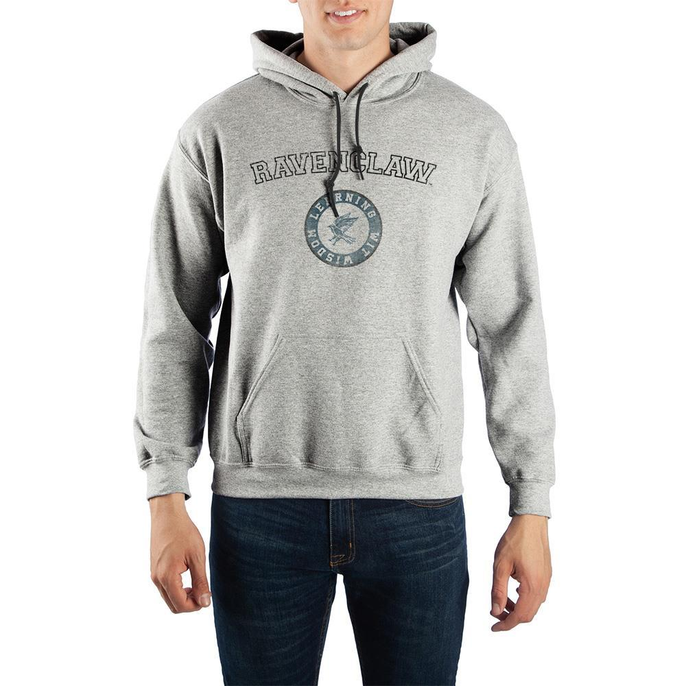 Harry Potter Ravenclaw Values Pullover Hooded Sweatshirt - SPNDER