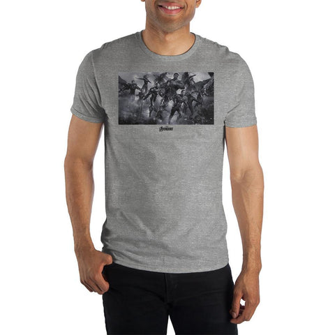 Marvel Avengers: Endgame Short-Sleeve T-Shirt - SPNDER, LLC