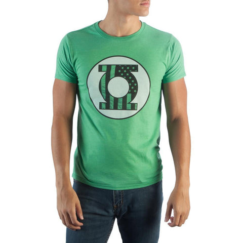 DC Comics Green Lantern Heather T-Shirt - SPNDER, LLC