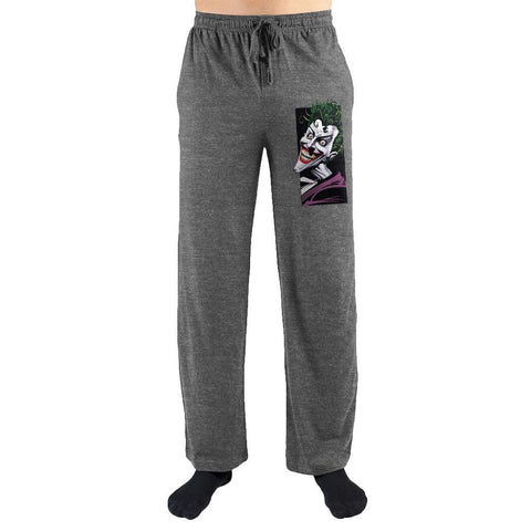 "DC Comics Batman The Joker ""Ha Ha Ha!"" Sleep Pants - SPNDER, LLC"