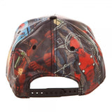 Marvel Deadpool Printed PU Snapback - SPNDER