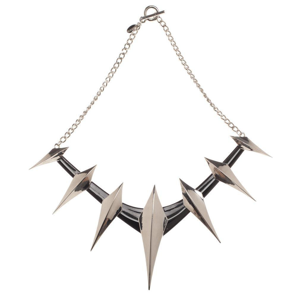 Black Panther Spike CosplayNecklace - SPNDER, LLC