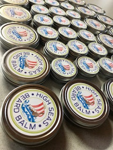Retail High Seas Beard Balm