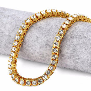 5mm Single Row Cz Tennis Chain