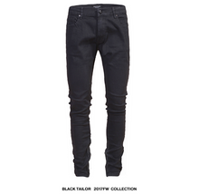 Black Denim Jeans