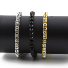 Single Row Cz Bracelet
