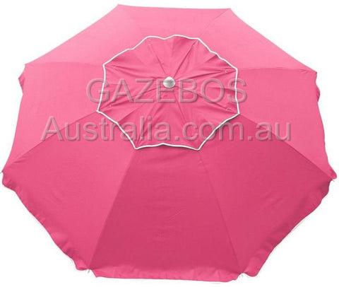 Beachkit beachcomber 210cm beach umbrella