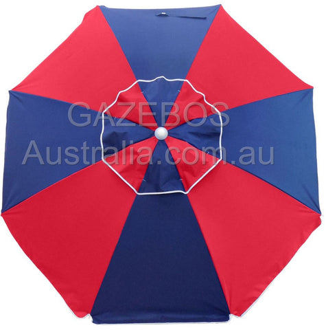 Beachkit fiesta beach umbrella