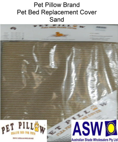Pet Pillow Large Replacement Pet Bed Cover 1000mm x 700mm