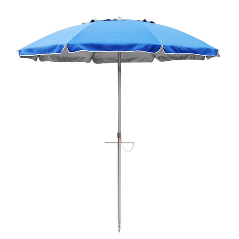 Beachkit Beachcomber Royal Blue 210cm Beach Umbrella
