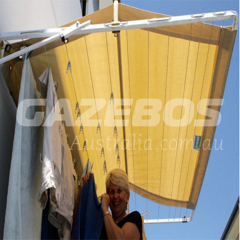 Clevacover Rectangular 3000 Clothesline Cover