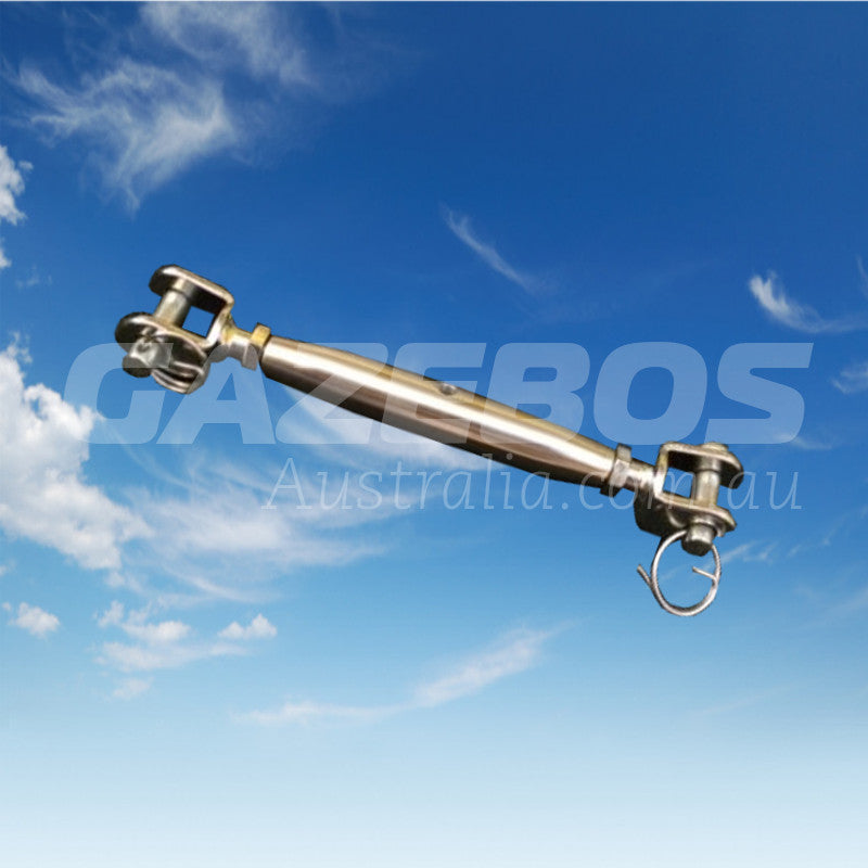 Bottle Screw Turnbuckle Jaw & Jaw Stainless Steel