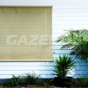 Coolaroo Roll-Up Blind 2.4m wide x 2.1m drop