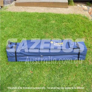 Oztrail Wheeled Carry Bag for Deluxe 4.5 Gazebo 160cm x 28cm x 21cm