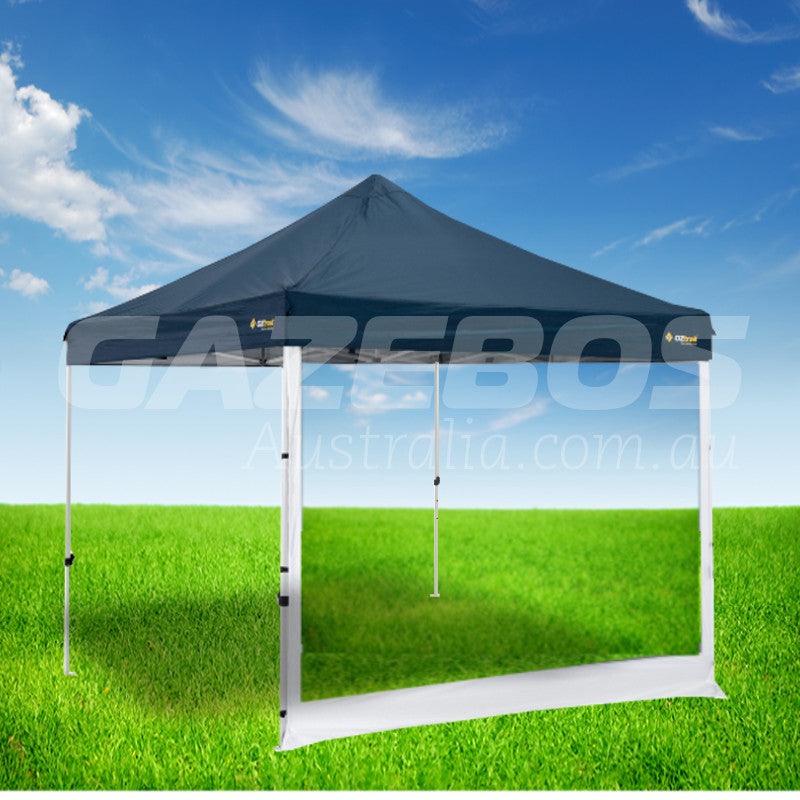 3m OZtrail Gazebo Mesh Side Wall - Set Of 4