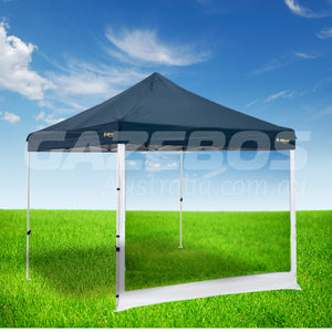 3m OZtrail Gazebo Mesh Side Wall - Set Of 3