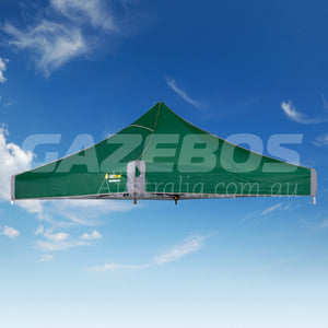 3m X 3m Replacement Canopy for OZtrail Fiesta Deluxe Gazebo Green