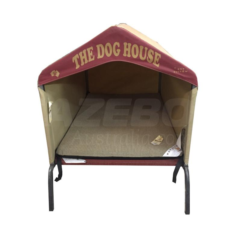 Pet Pillow Small Dog Bed, Kennel Mat And Kennel Top 500mm x 560mm Set