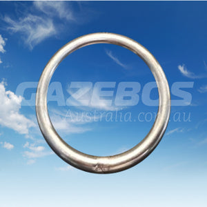 O-Ring Round Stainless Steel