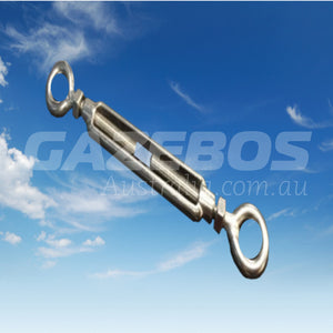 Turnbuckle Eye & Eye Stainless Steel