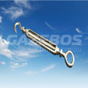 Turnbuckle Hook & Eye Stainless Steel