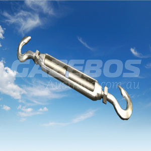 Turnbuckle Hook & Hook Stainless Steel