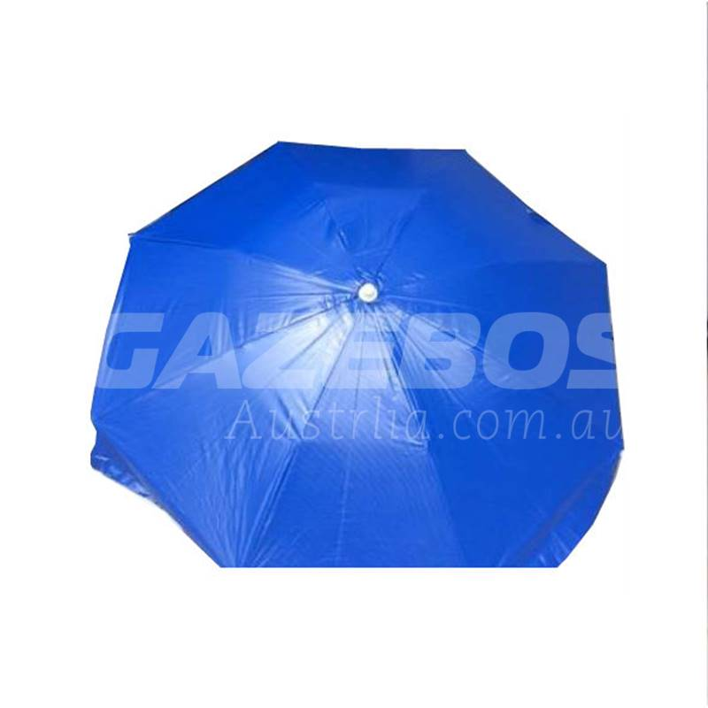 Shelta Avalon 200cm Vinyl Beach Umbrella Royal