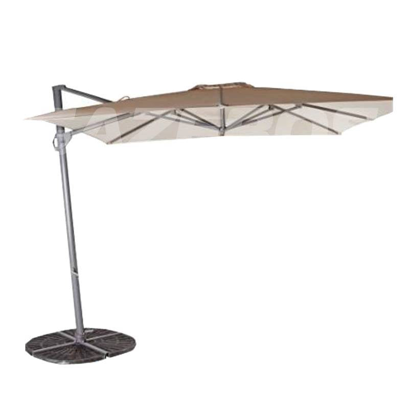 Shelta Lynden Square 2.8m Cantilever Umbrella