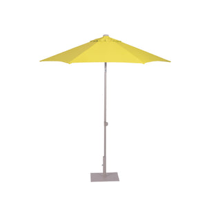 Shelta Harbord Aluminium Square 2.2m Umbrella