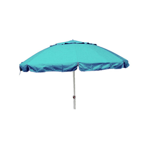 Shelta Pacific Aqua 200cm Beach Umbrella