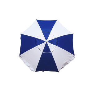 Shelta Pacific Royal White 200cm Beach Umbrella