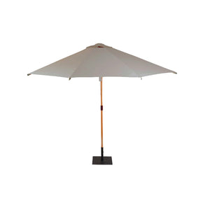 Shelta Padua Timber Octagonal 3.0m Umbrella