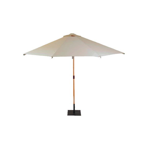 Shelta Portofino Timber Octagonal 3.5m Umbrella