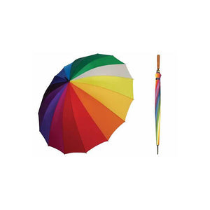 Shelta Rainbow Bogey Golf Umbrella