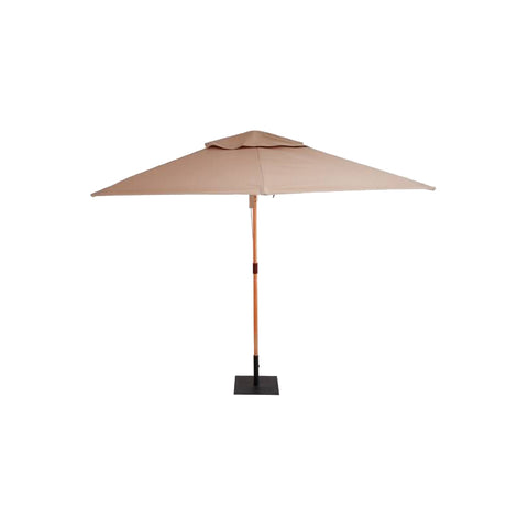 Shelta Samarkand Timber Square 2.8m Umbrella