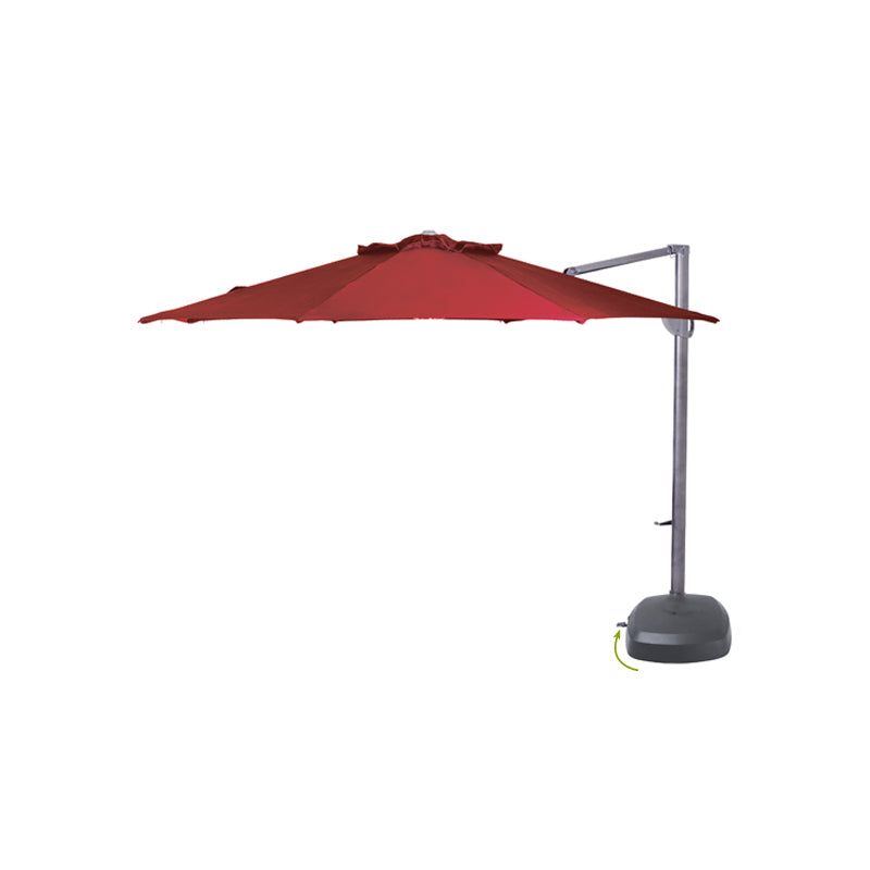 Shelta Savannah Octagonal 3.8m Cantilever Umbrella