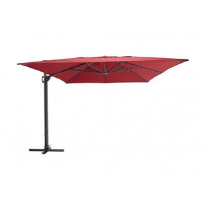 Shelta Savannah Square 3.3m Cantilever Umbrella