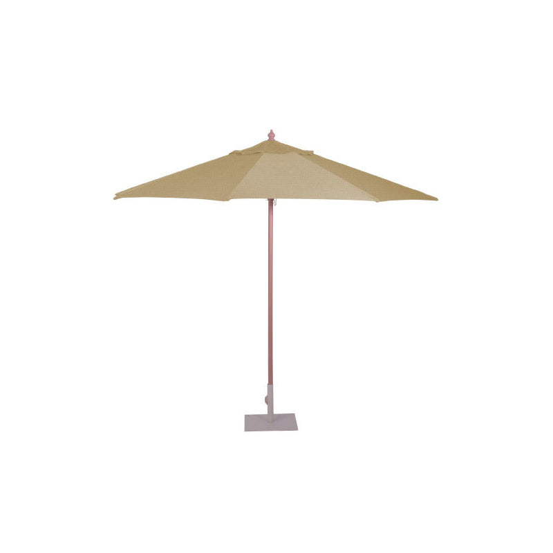 Shelta Seville Timber Octagonal 4.0m Umbrella