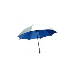 Shelta St Helens Golf Umbrella In Silver and Navy Colour
