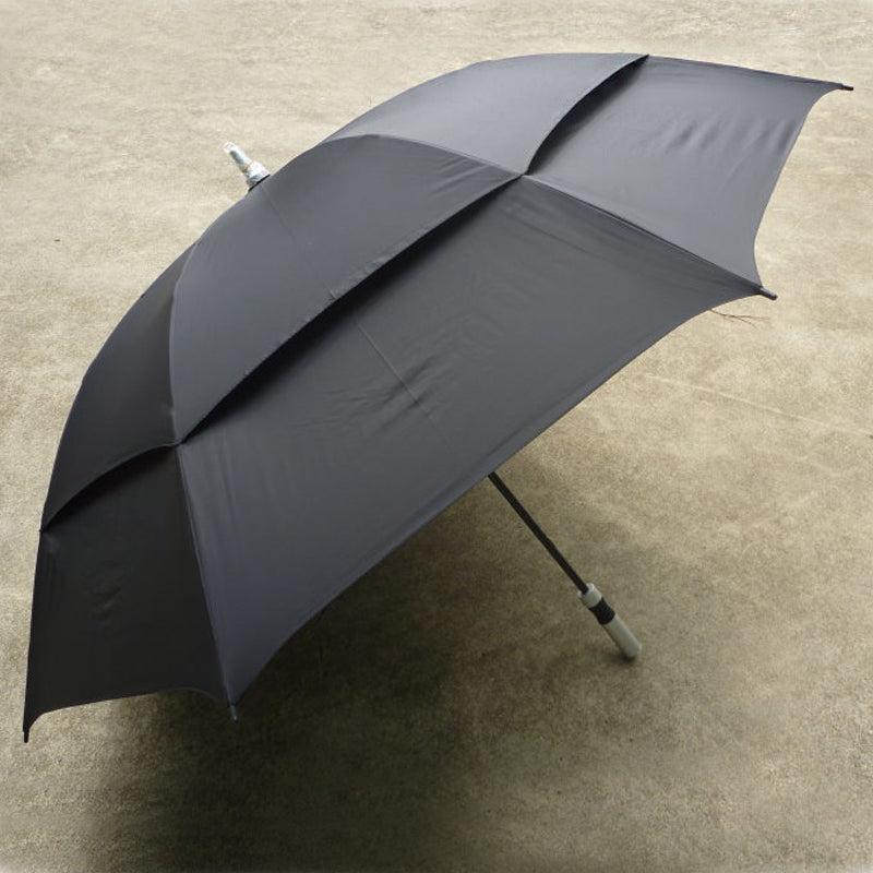 Shelta Strathgordon Golf Umbrella In Black Colour