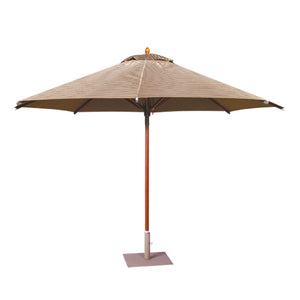 Shelta Verona Timber Octagonal 4.0m Umbrella